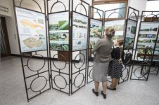 26.4. - 23.9. 2018 - Exhibition of planned comletion od water corridor - Danube - Oder - Elbe