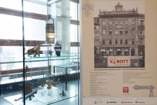 18.2. - 31.5.2020 - V. J. Rott department store -180 years since the establishment of the business
