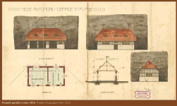 Garage plans from 1912