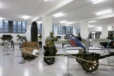 Technology of the 20th century in collections of the Military History Museum in Prague