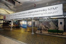 4.3.2020 - 28.3.2021 - Next station: Museum of Railway and Electrical Engineering NTM